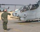Image: U.S. Marine Corps AH-1W Super Cobra Helicopter