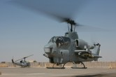 Image: U.S.M.C. AH-1W Super Cobra Helicopter