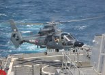 Image: French Navy Panther AS 565 SB Helicopter