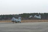 Image: U.S.M.C. CH-46E Sea Knight Helicopters