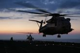 Image: United States Marine Corps CH-53E Super Stallion Helicopter