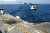 Image: United States Marine Corps CH53E Sea Stallion Helicopter