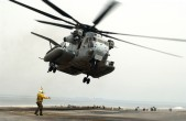 Image: U.S. Marines CH-53 Super Stallion Helicopter