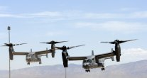 Image: U.S. Air Force CV-22 Osprey Tilt-rotor
