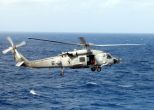 Image: U.S. Navy HH-60H Seahawk Helicopter