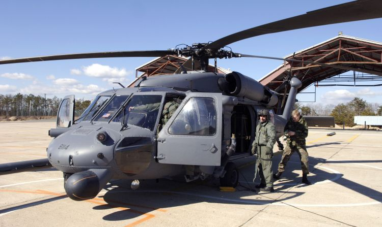 Image: United States Air Force HH-60 Pave Hawk Helicopter