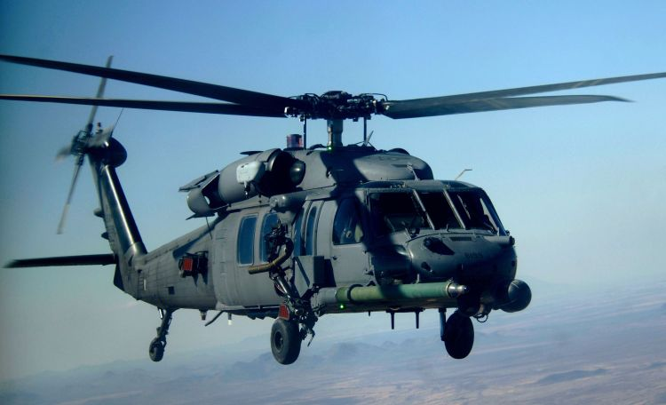 Image: United States Air Force HH-60 Pavehawk Helicopter