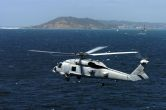 U.S. Navy MH-60R Seahawk Helicopter