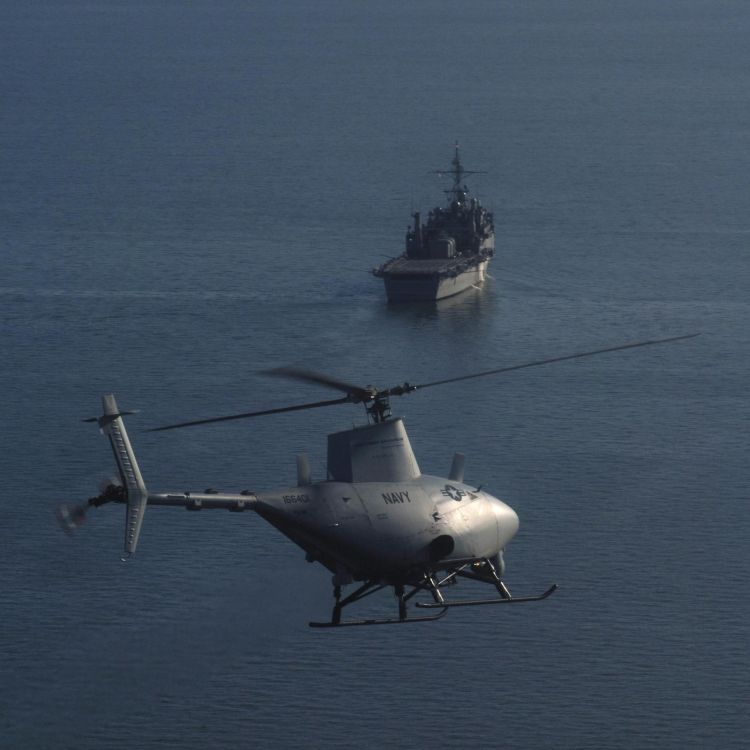 Image: U.S. Navy RQ-8A Fire Scout
