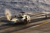 Image: U.S. Navy SH-60F Seahawk Helicopter