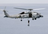 Image: U.S. Navy SH-60B Seahawk Helicopter