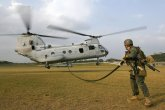 Image: U.S. Marines CH-46 Sea Knight Helicopters