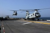 Image: U.S. Marine Corps CH-46 Sea Knight Helicopters
