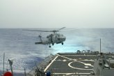 Image: U.S. Navy HH-60H Sea Hawk Helicopter
