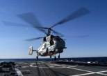 Image: Russian KA-27 Helix Helicopter