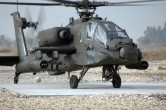 Image: U.S. Army AH-64 Apache Helicopter