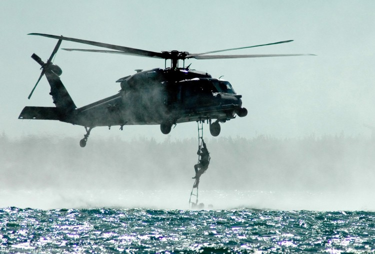 Image: U.S. Army MH-60 Pave Hawk Helicopter