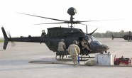 U.S. Army OH-58D Kiowa Warrior Helicopter